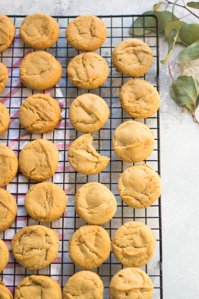 Brown Butter Brown Sugar Cookies | Sarcastic Cooking