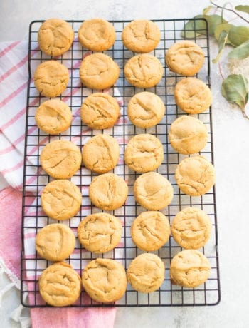 Brown Butter Brown Sugar Cookies (chocolate chip cookies minus the chocolate) | Sarcastic Cooking