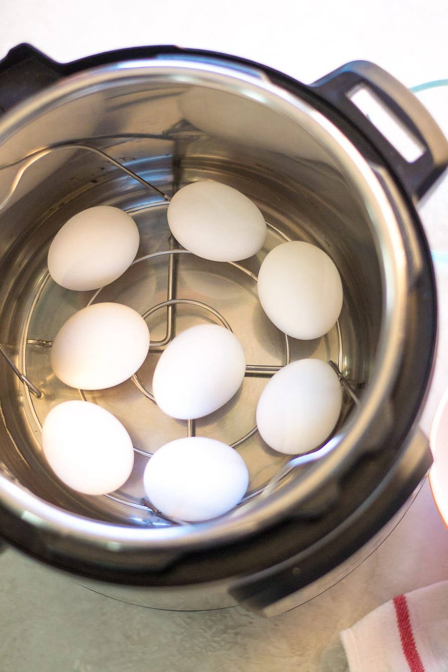 How to Cook Eggs in a Pressure Cooker | Sarcastic Cooking