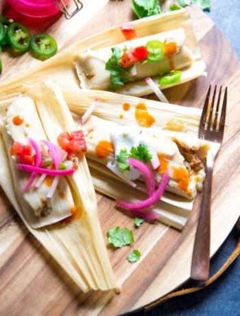 Instant Pot Steamed Tamales | Sarcastic Cooking