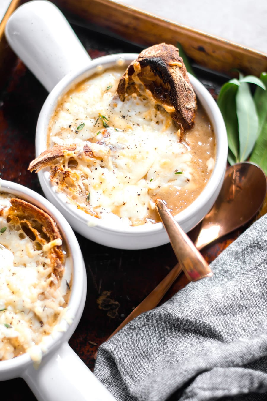 Homemade French Onion Soup | Sarcastic Cooking