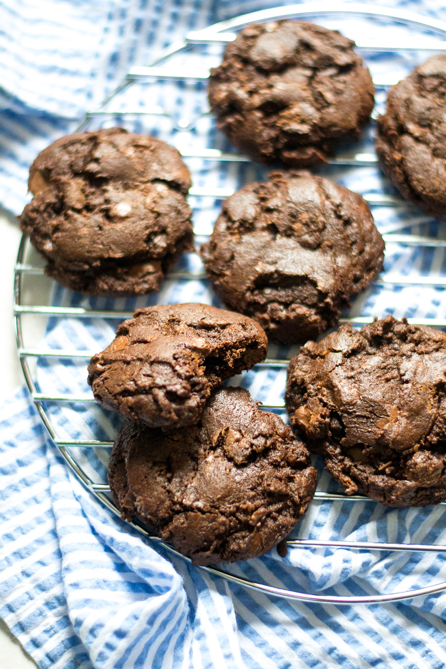 Chocolate Brownie Cookies | Sarcastic Cooking