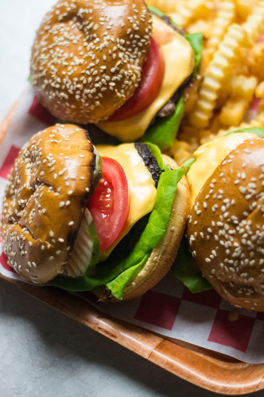 smash burgers - sarcastic cooking