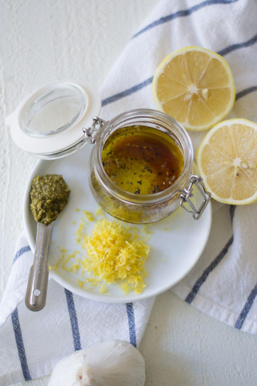 Lemon Vinaigrette | sarcastic cooking